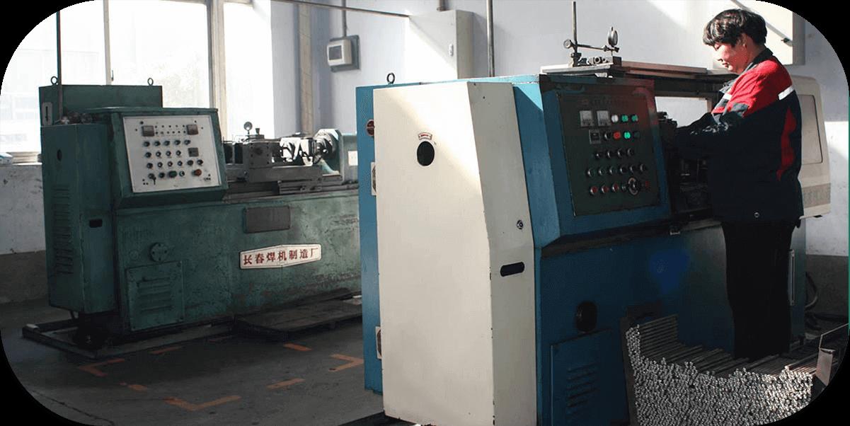 Friction Welding Machine
